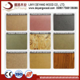 1220*2440mm MDF de madera contrachapada Furtinure HDF Junta E0/E1/E2