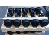 Rouleau supérieur de rouleau de dessus de rouleau de transporteur de Samsung pour des pièces de train d'atterrissage de bouteur d'excavatrice de machines de construction