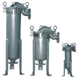 Steel di acciaio inossidabile Multi-Bag Filter Housing per Water Treatment