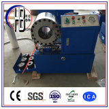 220V/380V 1/4'-2' 10 gesetzter freier Formenfinn-Energien-hydraulischer Schlauch-quetschverbindenmaschine
