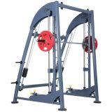 Fitness comercial, equipamento de fitness, equipamentos para ginástica, Smith a máquina