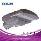 UL, SAA, ETL, CE, compatible RoHS, ERP Adaptateur flexible 120W de la rue de l'éclairage à LED CMS