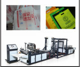 Bolso plano que hace compras no tejido automático de la tela que hace la máquina (DC-HB)