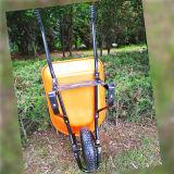 Construção Wheelbarrow Pesado para o equador mercado vendem a quente