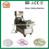 Machine de découpage végétale d'oignon de coupeur de rhizome industriel de bille