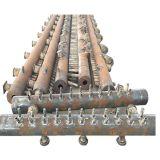 Cabecera del vapor de la caldera de la soldadura para el separador