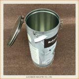 Zinn-Kasten-Hersteller-kundenspezifischer luftdichter Kaffee-verpackenkaffee-Zinn
