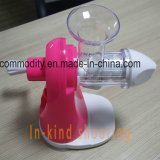 Juicer manual rosado para Kintchen
