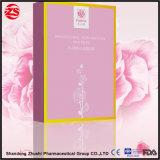 Маска рейона оптовой продажи Custom100% естественная Compressed Silk лицевая
