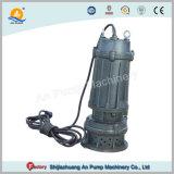 Anti-corrosion acide en acier inoxydable à l'abrasion chimique de la pompe submersible