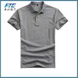 Camiseta de encargo promocional del polo de la camisa de polo