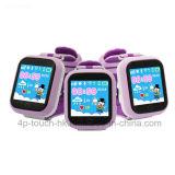 2g/GSM GPS van het Kind/van de Jonge geitjes van de veiligheid het Draagbare Horloge van de Drijver met Pedometer D19
