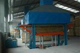 Tableros de contrachapado rápido de capas múltiples de la máquina de prensa caliente laminado