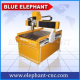 Couteau intelligent 6090 de commande numérique par ordinateur en bois d'approvisionnement d'usine appareil de bureau de 4 axes