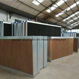 温室および養鶏場(7090/5090)のための蒸気化冷却のパッド
