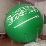 Ballon van het Helium van het Beeldverhaal van Acticity de Opblaasbare voor Reclame