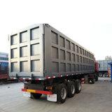 3개의 차축 독일 현탁액 후방 덤프 트럭