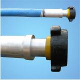 Tubo flessibile della gomma della trivellazione petrolifera di spirale del filo di acciaio dei residui da 5 pollici