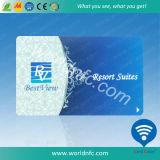 El PVC de la frecuencia ultraelevada RFID carda la muestra libre