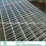 Grating de aço galvanizado do MERGULHO quente para a plataforma