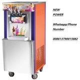 O gelado creme frito Vertical Maker tornando Máquinas Ice-Cream da Máquina