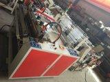 機械を作る高速フルオートマチックの二重線のプラスチックShopping&のTシャツ袋