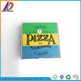 Boîte ondulée personnalisée à pizza d'impression colorée recyclable