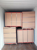 A película Phenolic Shuttering do preço da madeira compensada da fábrica de Linyi enfrentou a madeira compensada para o material de construção