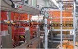 Hochgeschwindigkeitsnylongummiband nimmt kontinuierliche Dyeing&Finishing Maschine mit CER auf Band auf