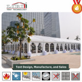 Haute qualité utilisé des tentes pour 300 personnes fête de mariage avec des murs pour la vente