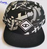 Surtidor de encargo del sombrero del casquillo del Snapback del modelo de la impresión