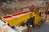 ISO/aprovado pela CE Série Zsw Alimentador de vibração para os minerais e rochas/materiais a granel