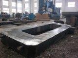 変形させた棒作成のための150*150*12000mmの鋼片の圧延製造所の立場