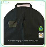 Custom PP non tissé joint de fermeture à glissière à la poussière s'adapter à l'emballage sac