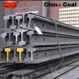 Acero inoxidable de la escalera del pasamano del acero inoxidable/del uso de la escalera