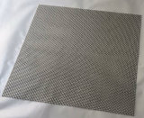Food Grade Maille de 25 microns de 500 304 316 filtre en acier inoxydable 316L'écran de treillis métallique