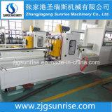 Tourner la chaîne de production de pipe de PVC de projet principal
