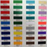 Vente chaude vinyle auto-adhésif de découpage de lettre de beaucoup de couleurs pour le collant de lettre