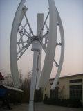 Sistema di generatore verticale del vento della turbina di vento di asse