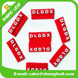 Regalos promocionales 3D y etiqueta de marca de caucho 2D (SLF-TM004)