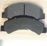 A pastilha de freio Semi-Metallic D1700 para comerciais Isuzu Elf 200 2006-2013