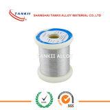 Fil de résistance du fil NiCr3520 d'alliage de nickel