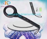 Sicherheits-Inspektion-Nichteisenhandmetalldetektor-Karosserien-Scanner mit LED-hellem Anzeiger