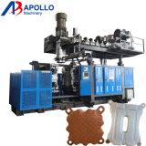 Machine de moulage par soufflage automatique pour 3000l réservoir d'eau