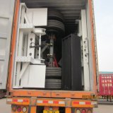 Skeleton Behälter-Chassis-Sattelschlepper