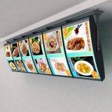 Ultracompacto y caja de luz para la alimentación