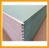 Placa de YESO yeso resistente a la humedad en color verde 1200*2400*12.5mm