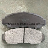 Sipautec Plaquette de frein en céramique de haute qualité D787-7656