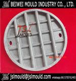 tampa de esgoto SMC personalizada do molde de compressão