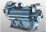 Hnd Chd622シリーズ690kw-3200kwからの海洋のDieseエンジンの出力領域